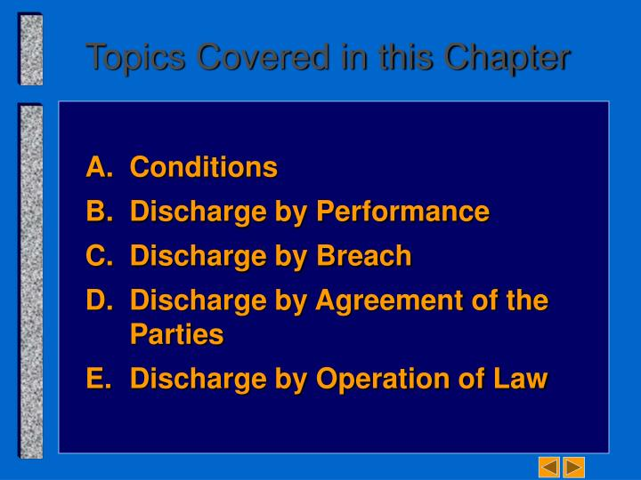 business law topics for presentation