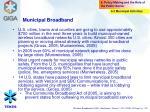 municipal broadband