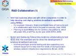 r d collaboration 1