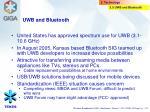 uwb and bluetooth
