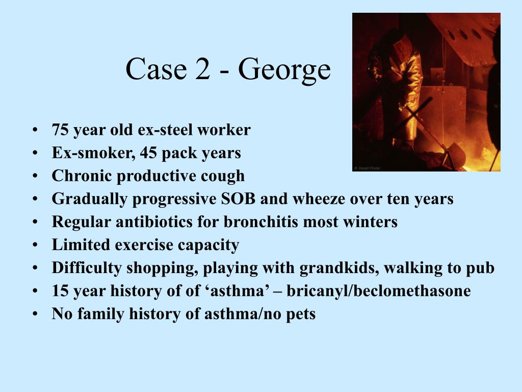 Case 2 - George
