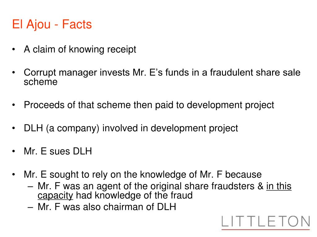 El Ajou - Facts