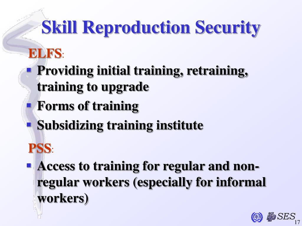 Skill Reproduction Security