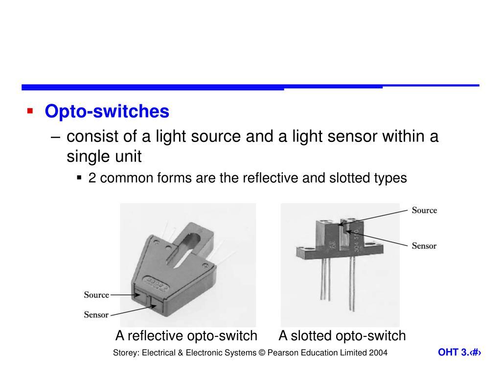 Opto-switches