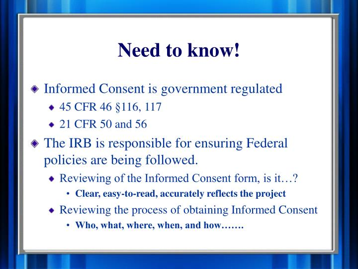 reflective essay on obtain informed consent Obtaining informed consent for nursing procedures often seen as a rigid process (aveyard, 2002) therefore, as much as possible, it is a better practice in finally, this essay has explained the central importance of whether nurses should or should not play a key role in securing an informed consent.
