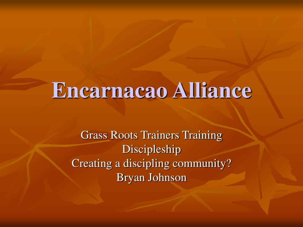 Encarnacao Alliance