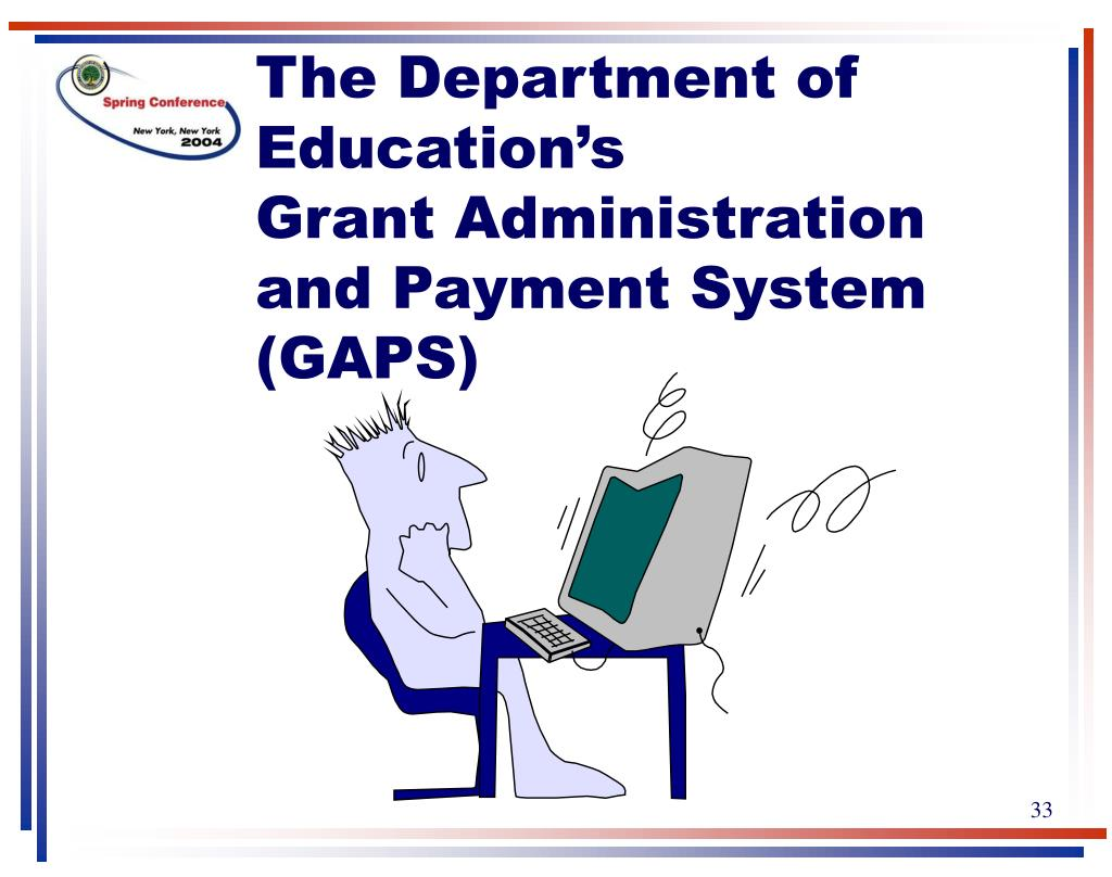 The Department of Education's