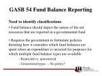 gasb 54 fund balance reporting26