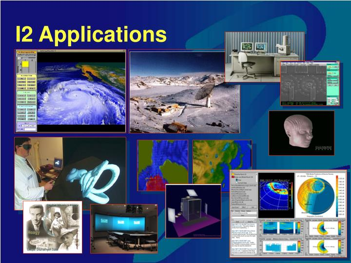 I2 Applications