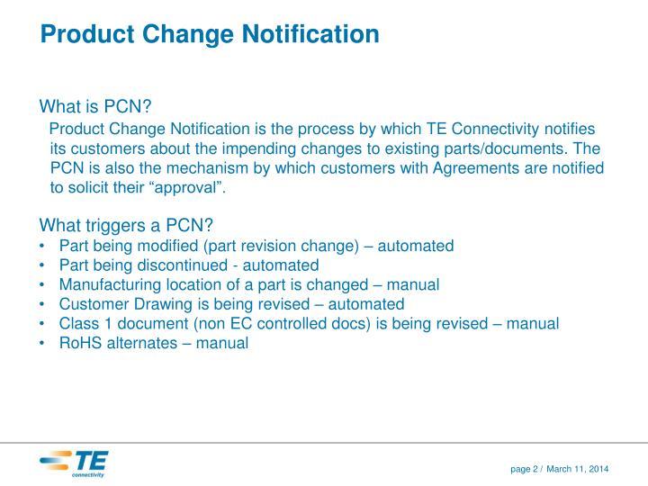 Product change notification2