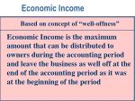 economic income