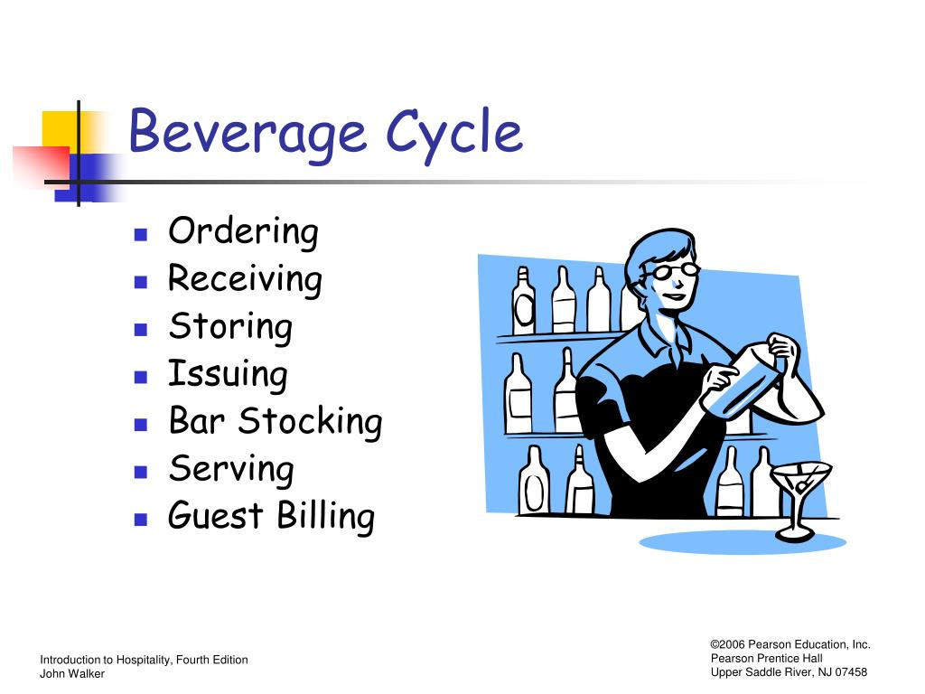 Beverage Cycle