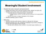 meaningful student involvement12