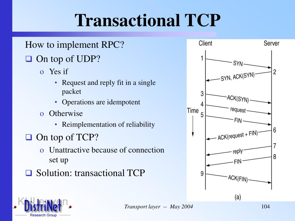 How to implement RPC?