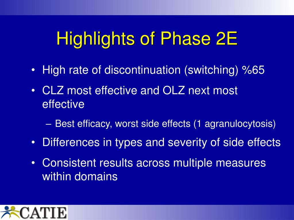 Highlights of Phase 2E