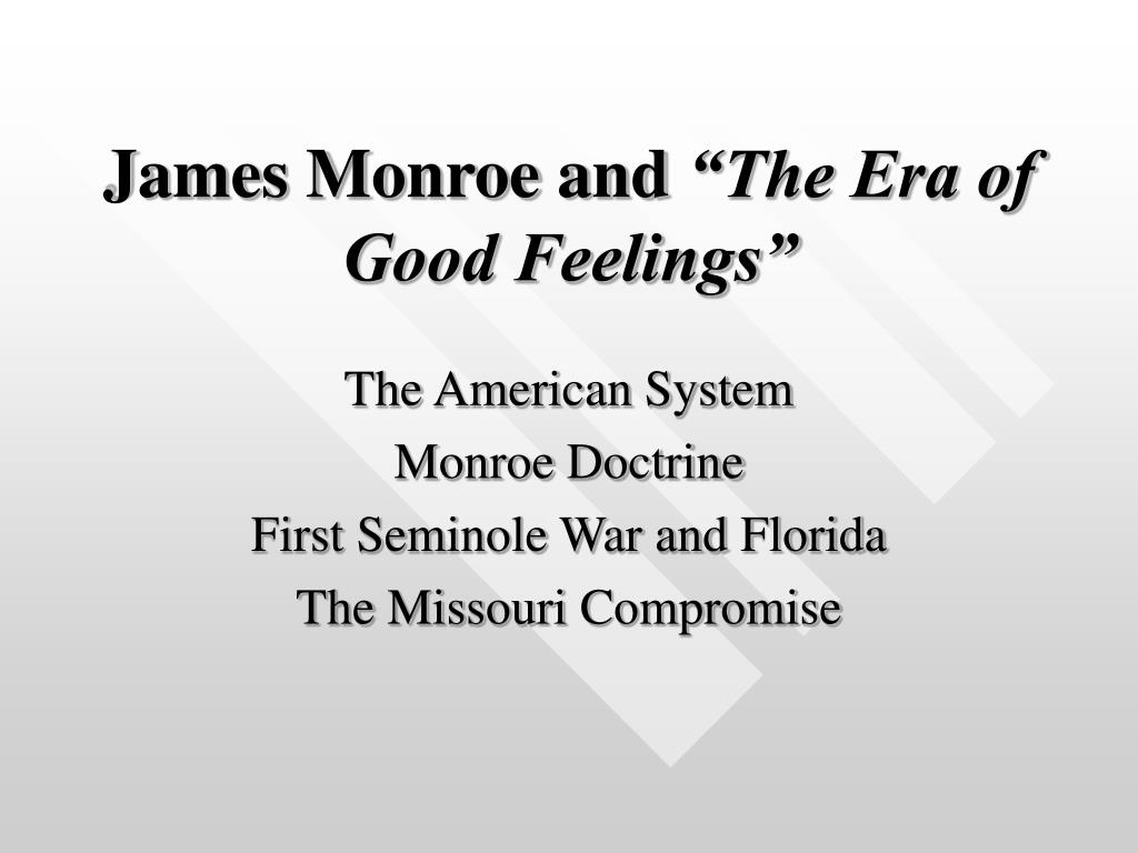 "historians have traditionally labeled the period after war of 1812 the era of good feelings evaluate Prompt and thesis: historians have traditionally labelled the period after the war of 1812 the ""era of good feelings"" evaluate the accuracy of."