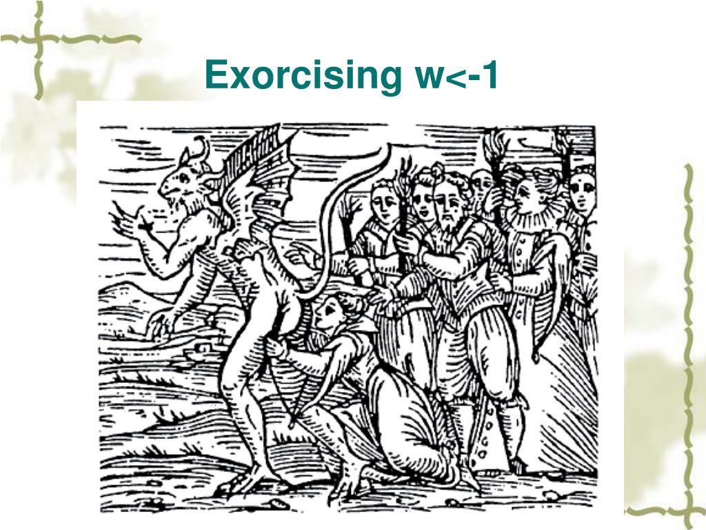 Exorcising w<-1