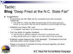 tactic blog deep fried at the n c state fair12