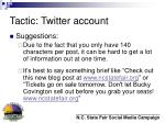 tactic twitter account32