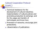 cultural cooperation protocol cont52