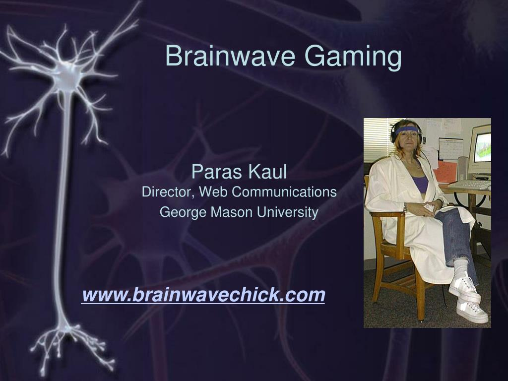 brainwave gaming l.
