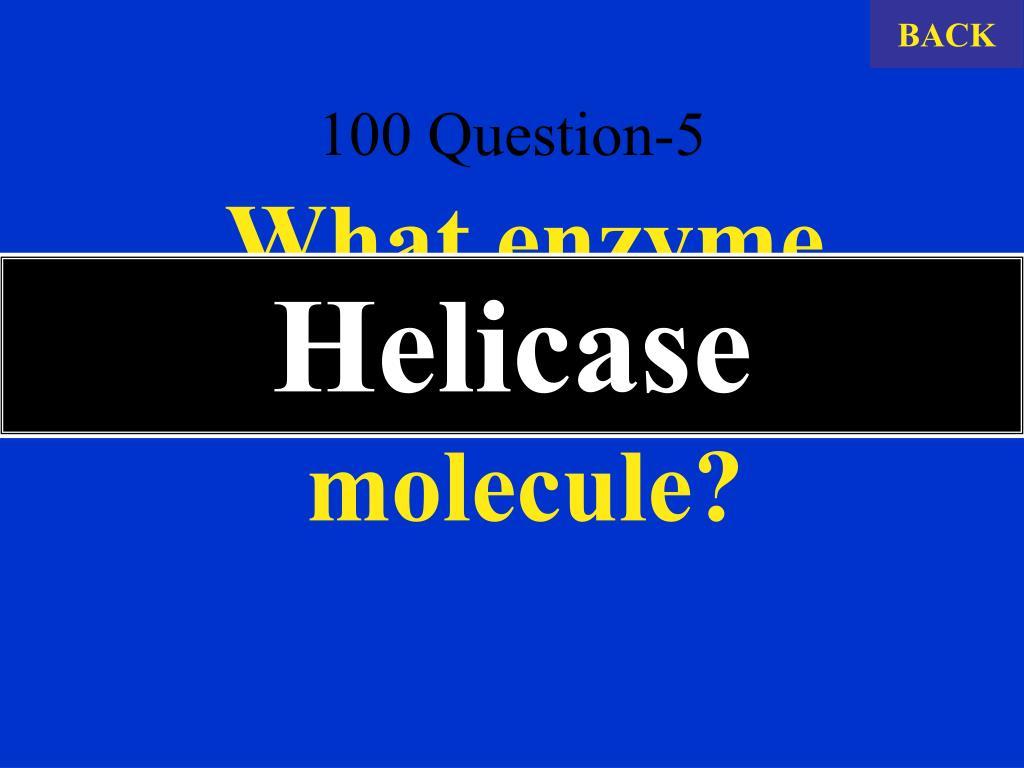 100 Question-5