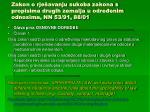 zakon o rje avanju sukoba zakona s propisima drugih zemalja u odre enim odnosima nn 53 91 88 01