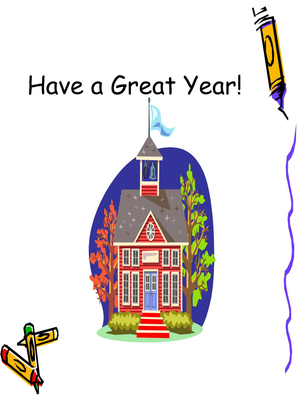 Have a Great Year!