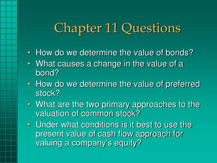 Chapter 11 questions3
