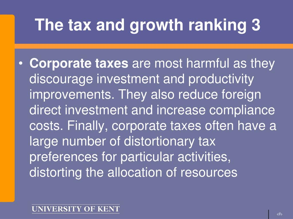 The tax and growth ranking 3