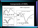components of erps
