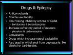 drugs epilepsy