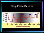 sleep phase patterns