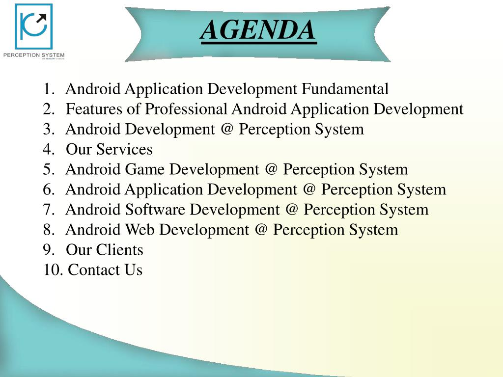 Android Application Development Fundamental