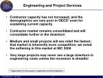 engineering and project services