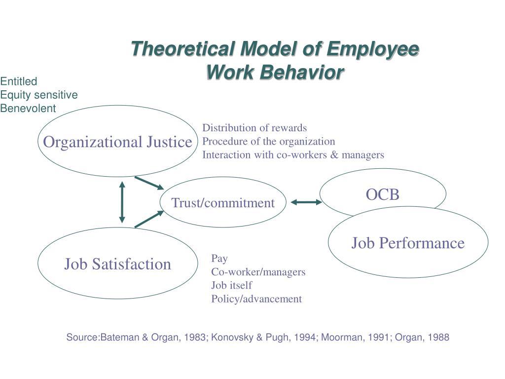 Theoretical Model of Employee