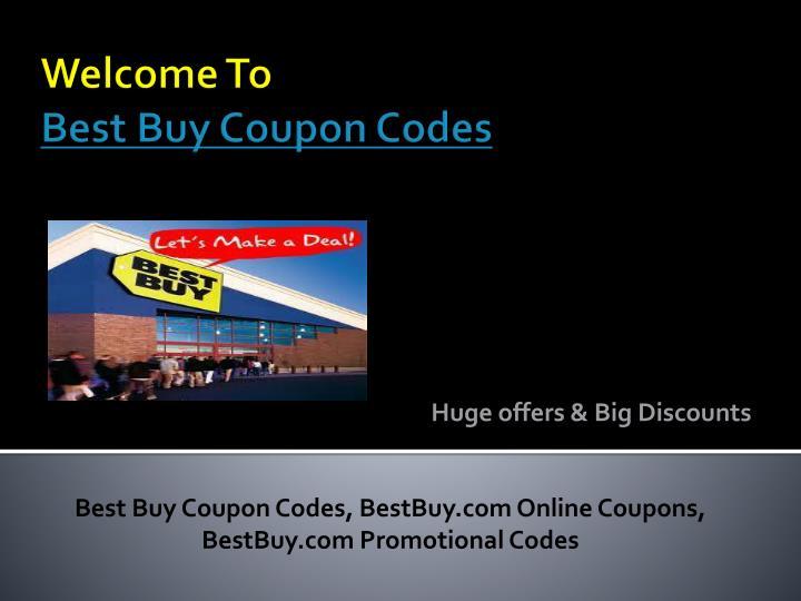 Huge offers big discounts