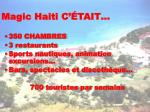 magic haiti c tait
