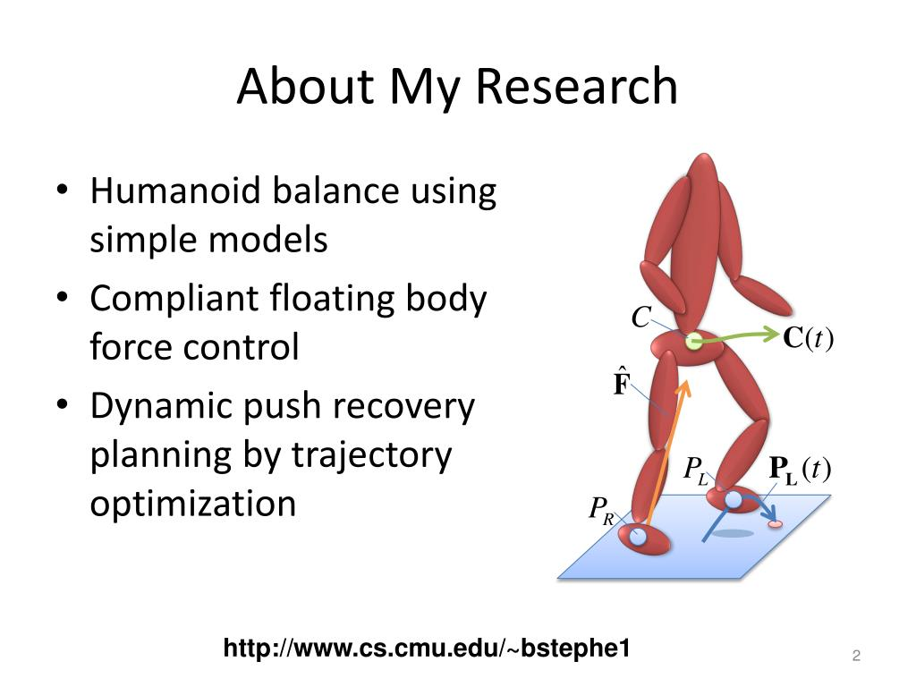 About My Research