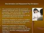 discrimination and harassment free workplace23