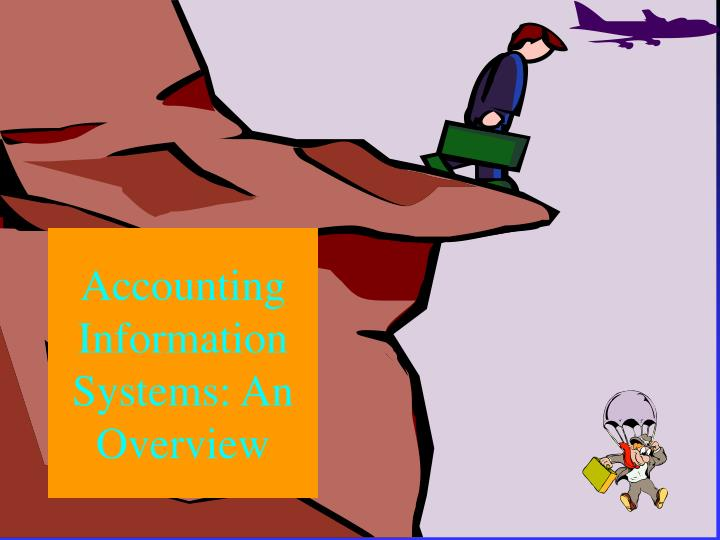 accounting information systems an overview n.