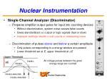 nuclear instrumentation17