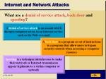 internet and network attacks12
