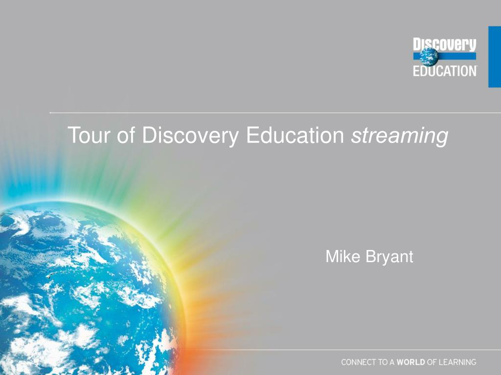 tour of discovery education streaming l.