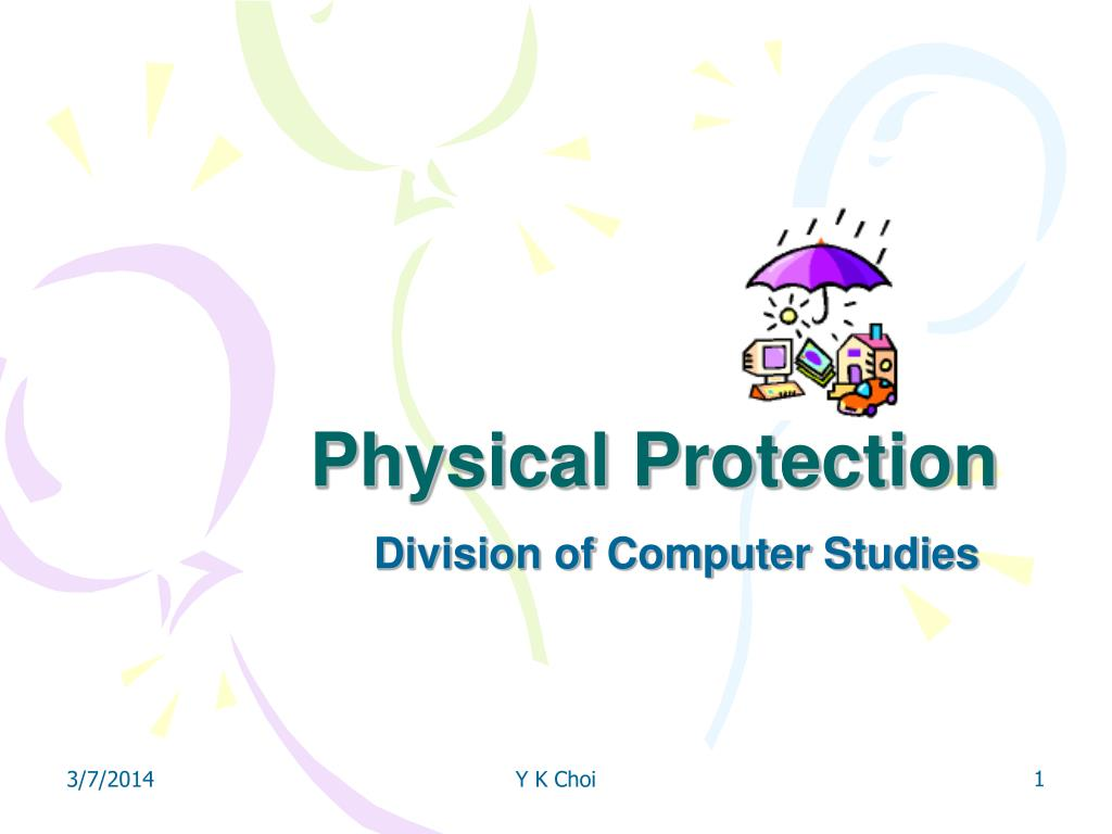 physical protection l.
