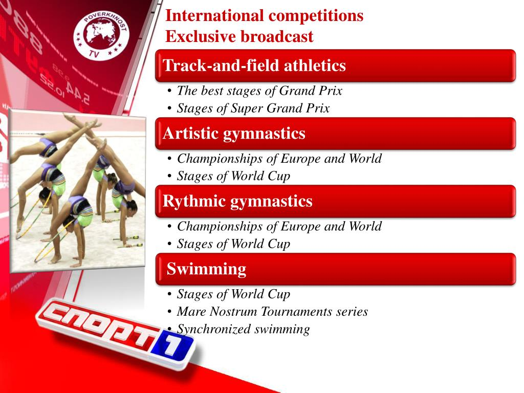 International competitions