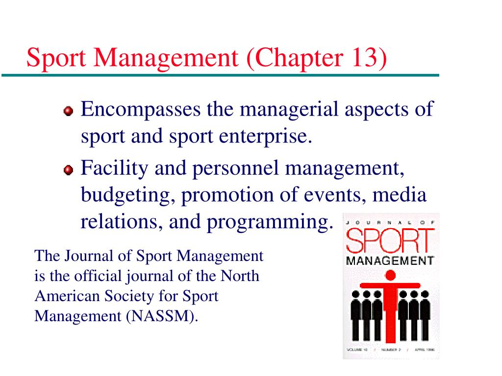 Sport Management Articles and Journals - Event and Sport ...