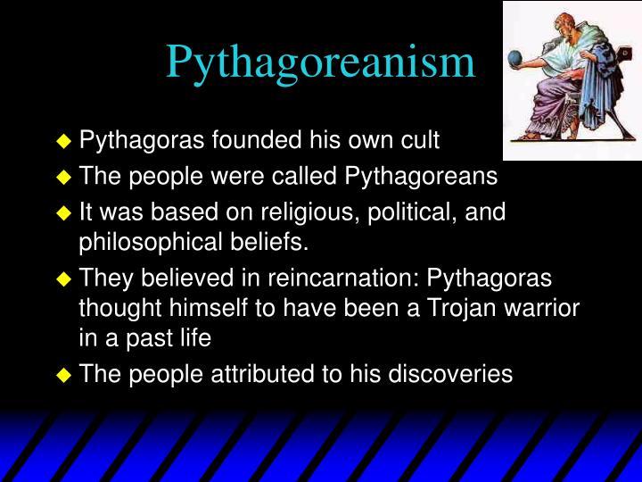 Pythagoreanism