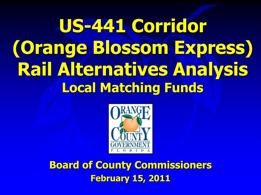 US-441 Corridor