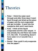theories